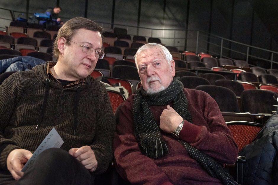 "Klaipėdos dramos teatre – ""Parado"" premjera"