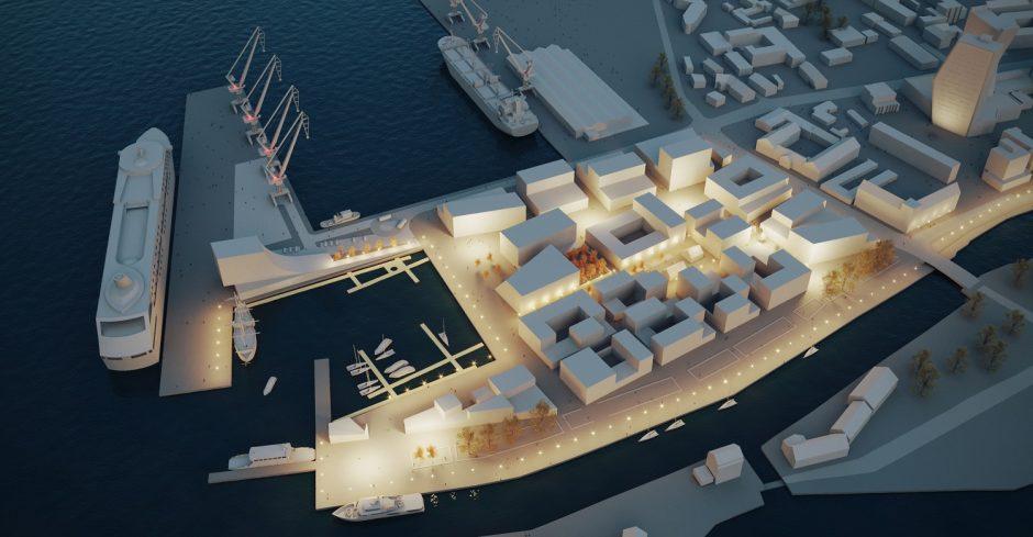 Uostas investuos į jūrų turizmą