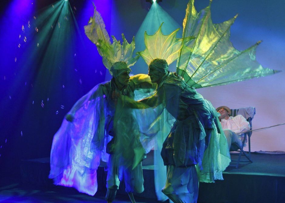 "Festivalis ""Šermukšnis"": teatrai ant grindinio (programa)"