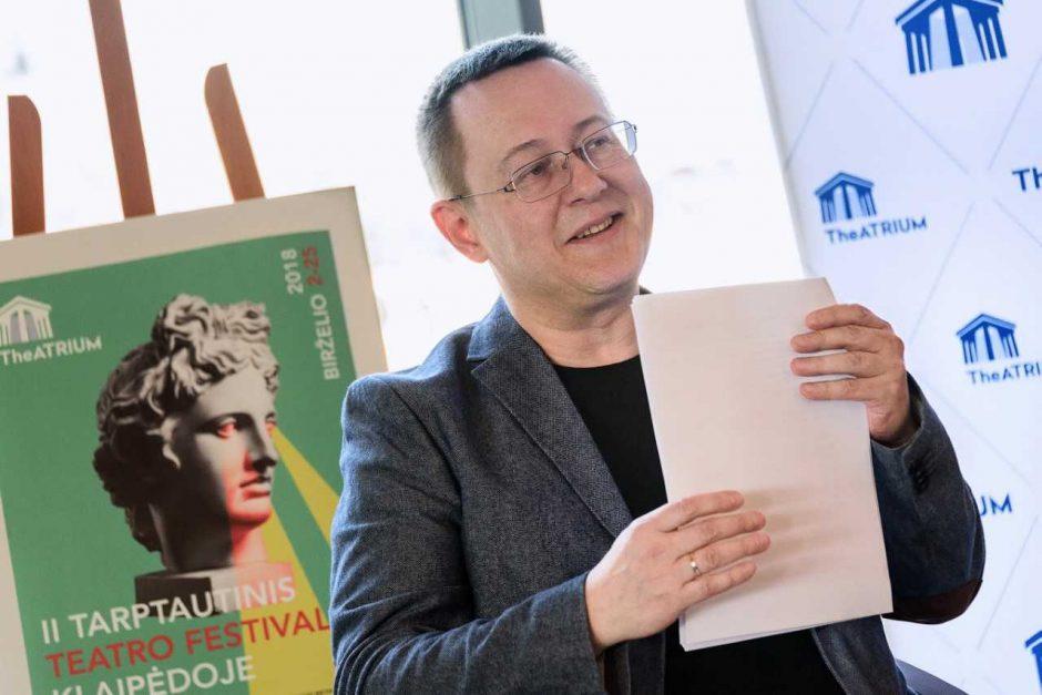 """Tarptautiniame teatro festivalyje """"TheATRIUM"""" – dėmesys šiuolaikiniam lenkų teatrui"""