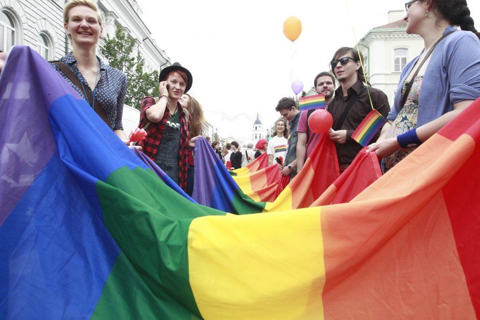 Seksualinių mažumų eitynės sostinėje