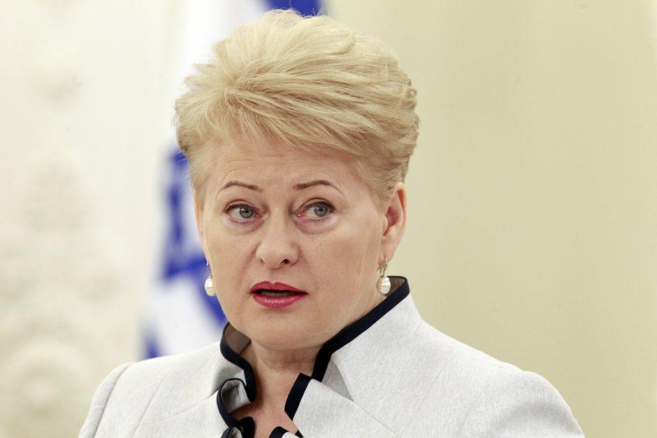 S.Pereso susitikimas su D.Grybauskaite