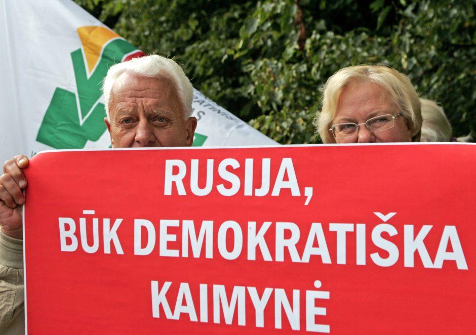 Politologas N. Maliukevičius: diplomatų pokalbių paviešinimas - Rusijos specialiųjų tarnybų darbas