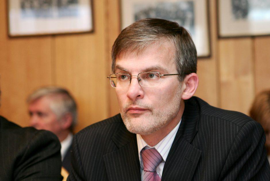 LSDP pirmininkas A. Butkevičius turės 15 pavaduotojų