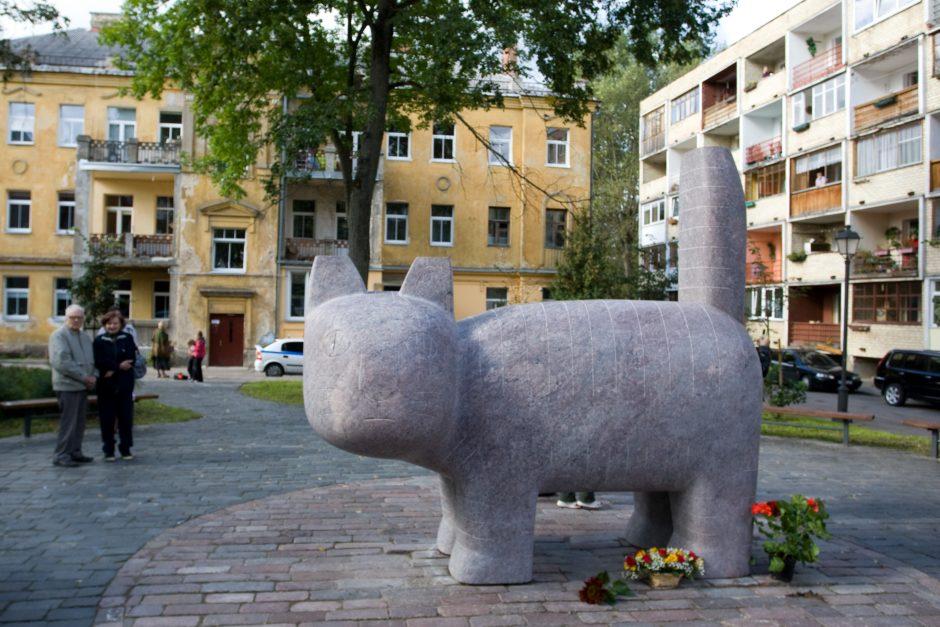 Vilniaus skverai – vieni gyvi, kiti pamiršti