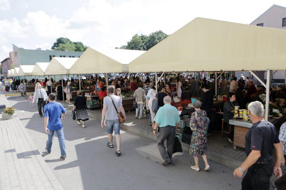 Turgaus dienos Klaipėdoje nesikeičia