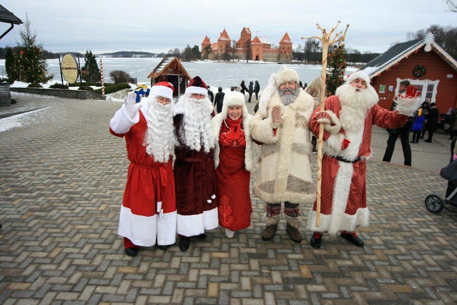 Trakai vėl taps Kalėdų senelių sostine