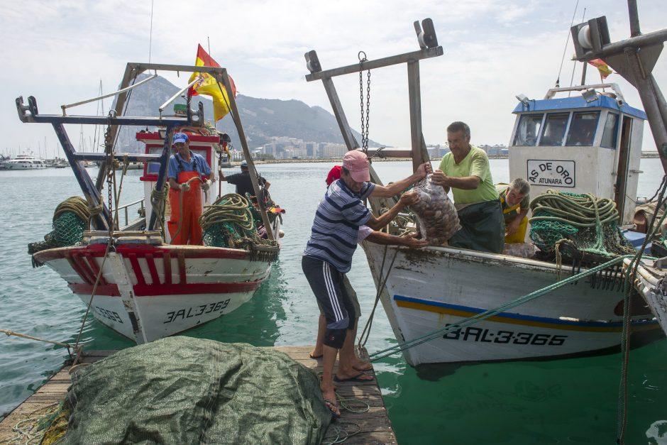 Konflikte dėl Gibraltaro slypi kontrabanda, kerštas ir pavydas