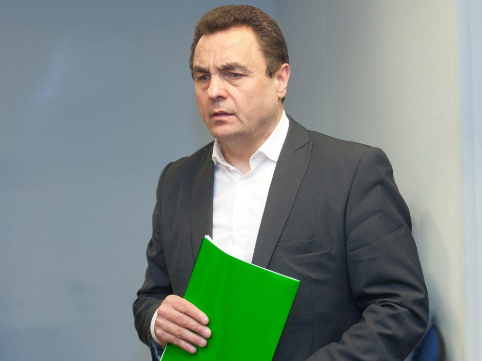 P. Gražulis ir V. Mazuronis siūlo, kad mitingų apsauga pasirūpintų organizatoriai