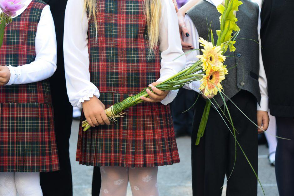 Mokyklose – uniformų renesansas