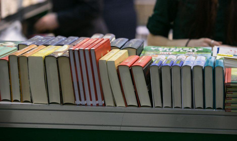 Į šventinius renginius Vilniuje įsilies Sostinės kalėdinė knygų mugė (programa)
