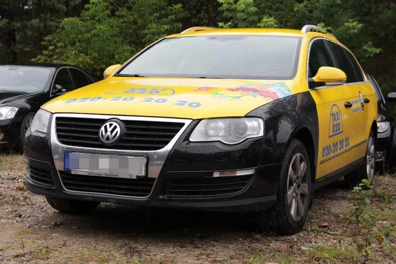 Kaunietis į Baltarusiją vairavo Švedijoje vogtą taksi