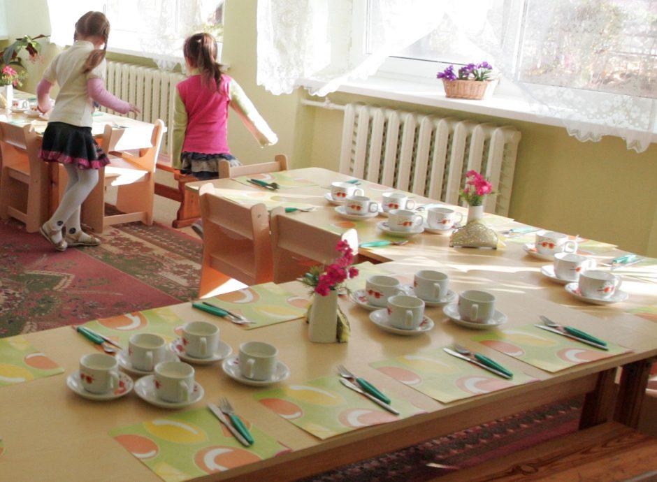 Vilniaus lopšelyje-darželyje įtariamas salmoneliozės protrūkis