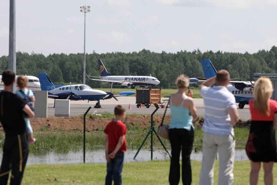 Kauno oro uostui vadovo nebeieškoma