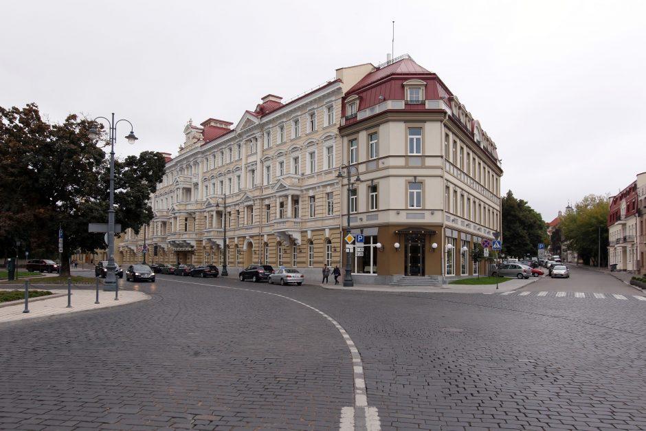 D. Grybauskaitė viešbučių verslo nenuvylė