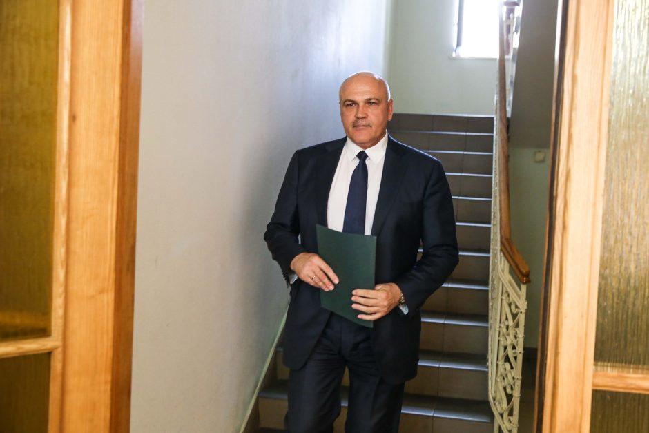 Kas užims Kauno vyriausiojo prokuroro kėdę?