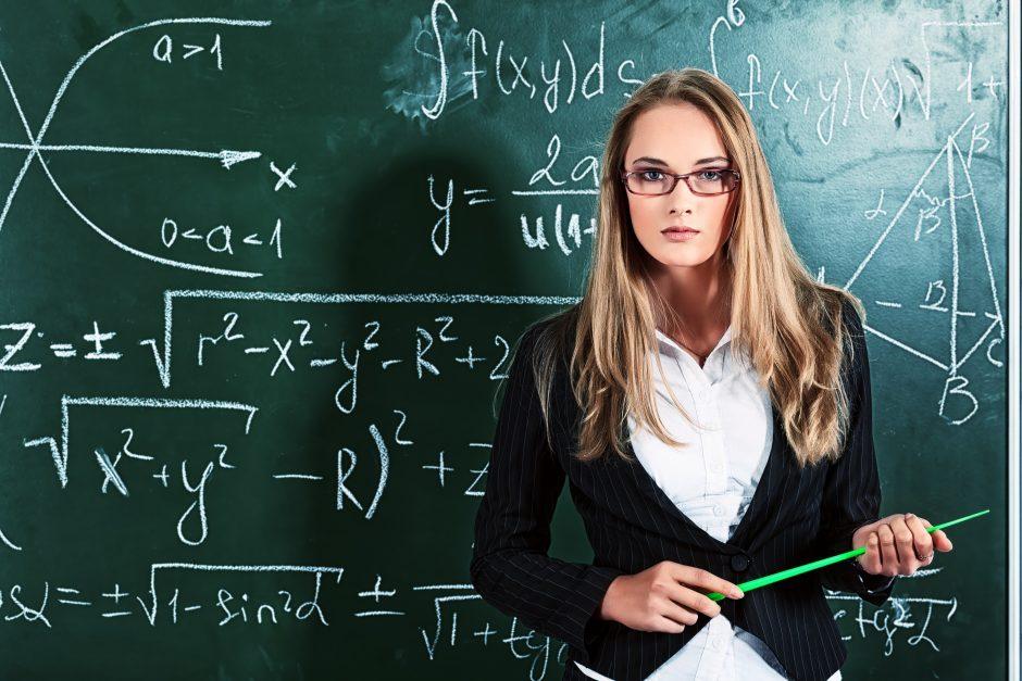 Proveržio receptas: vien matematikos nepakanka