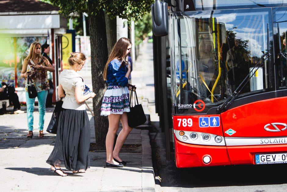Smūgis piniginei: Kaune gali brangti viešojo transporto bilietai