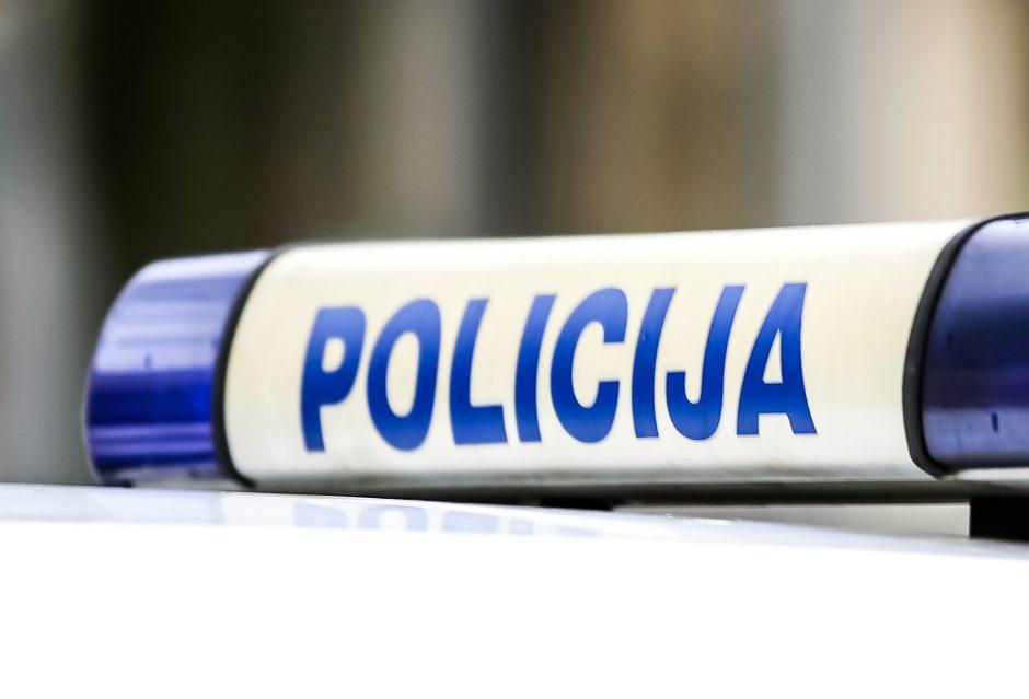 Policijos viršininkė pėsčiųjų perėjoje sužalojo moterį