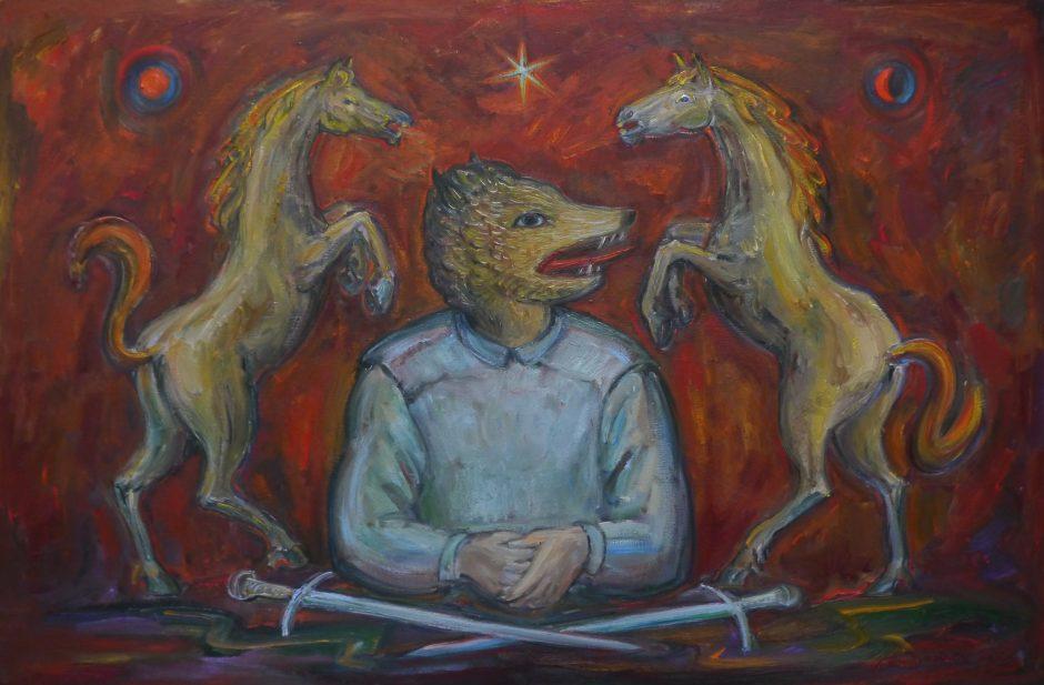Lietuvių pasaulėžiūros atspindys dailininko V. Kašinsko paveiksluose