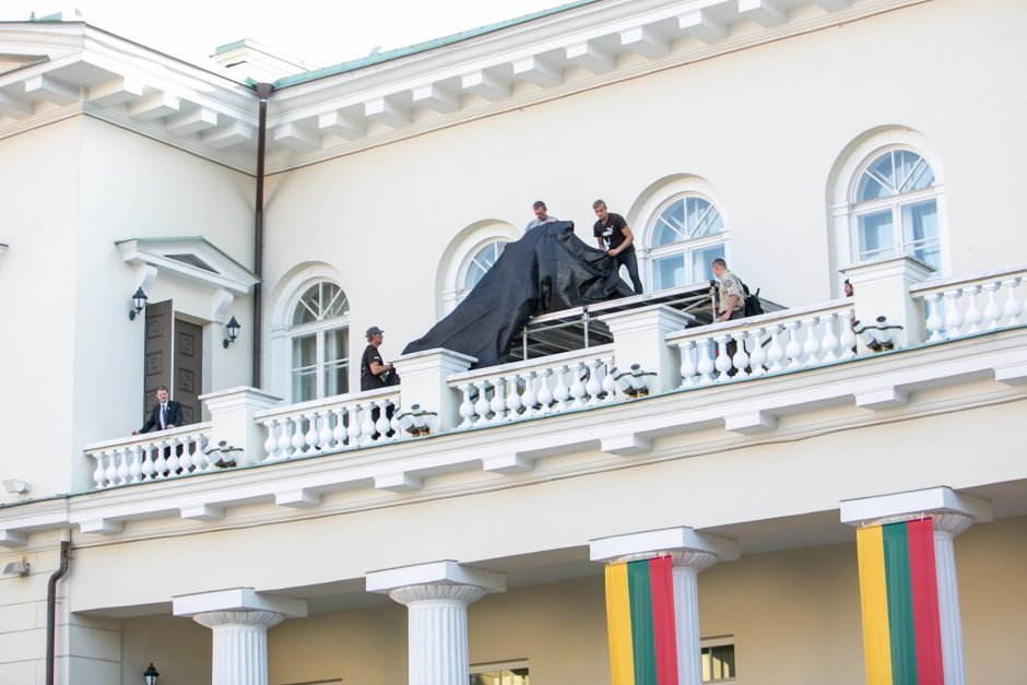Vilnius laukia popiežiaus