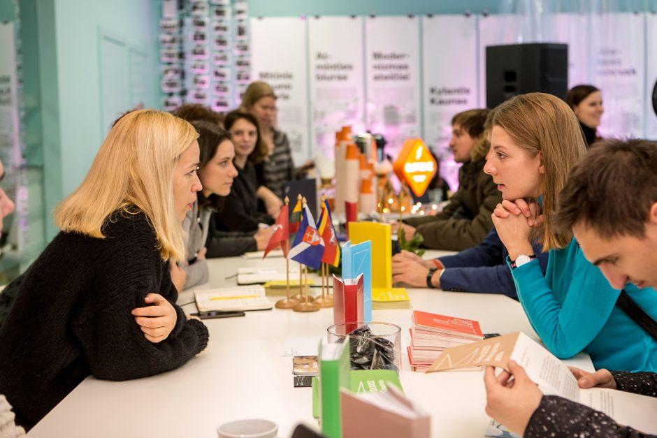 """""""Kaunas 2022"""" biure – atvirų durų diena"""
