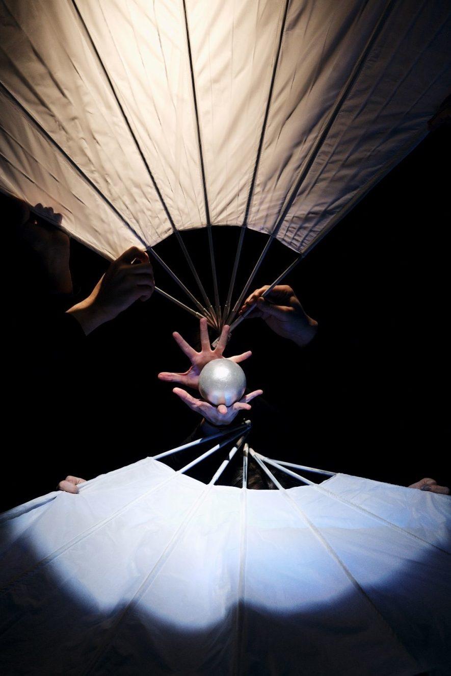 Lėlių teatre – gyvenimas poezijos ritmu