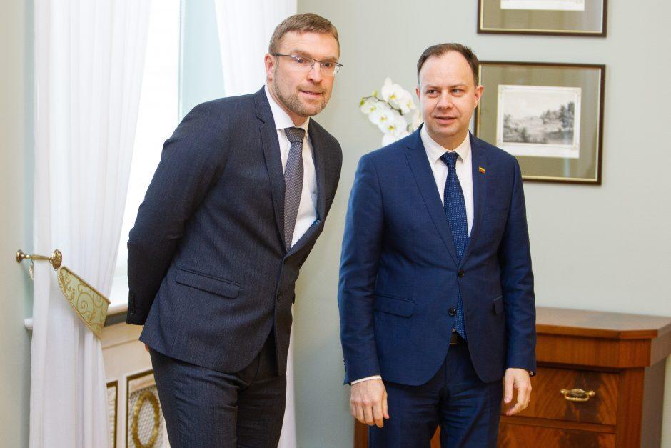 Prezidentūroje – pasitarimas dėl pagalbos senjorams reformos