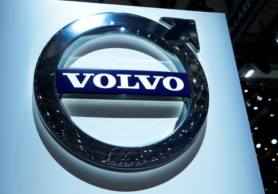 """""""Volvo"""" dėl gedimo atšaukia 167 tūkst. automobilių visame pasaulyje"""