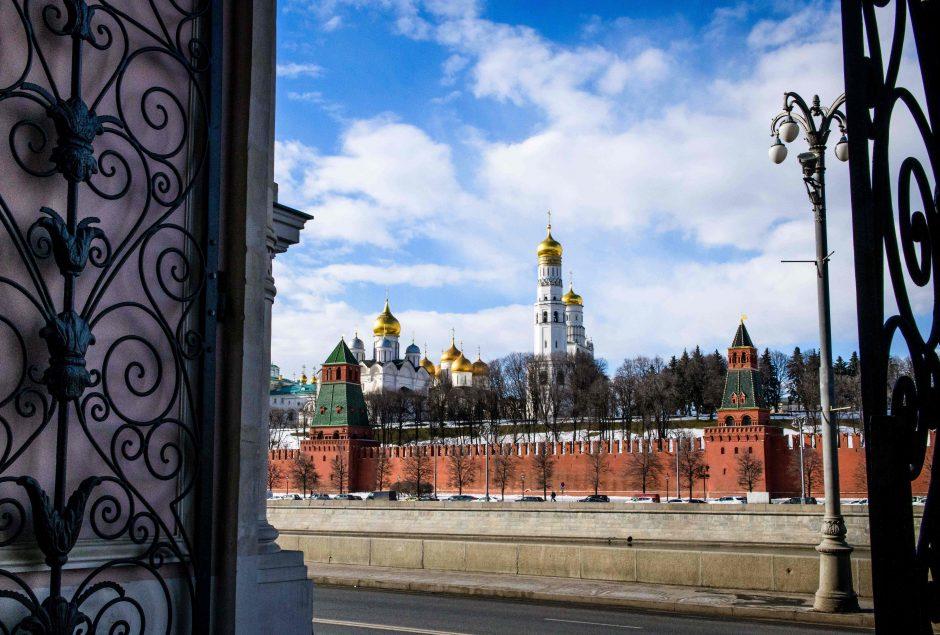 Rusijos pareigūnė: sankcijos Vakarams bus tikslios ir skaudžios