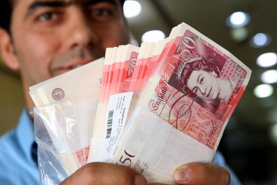 Mažeikių rajone iš namo pavogta 80 tūkst. svarų sterlingų