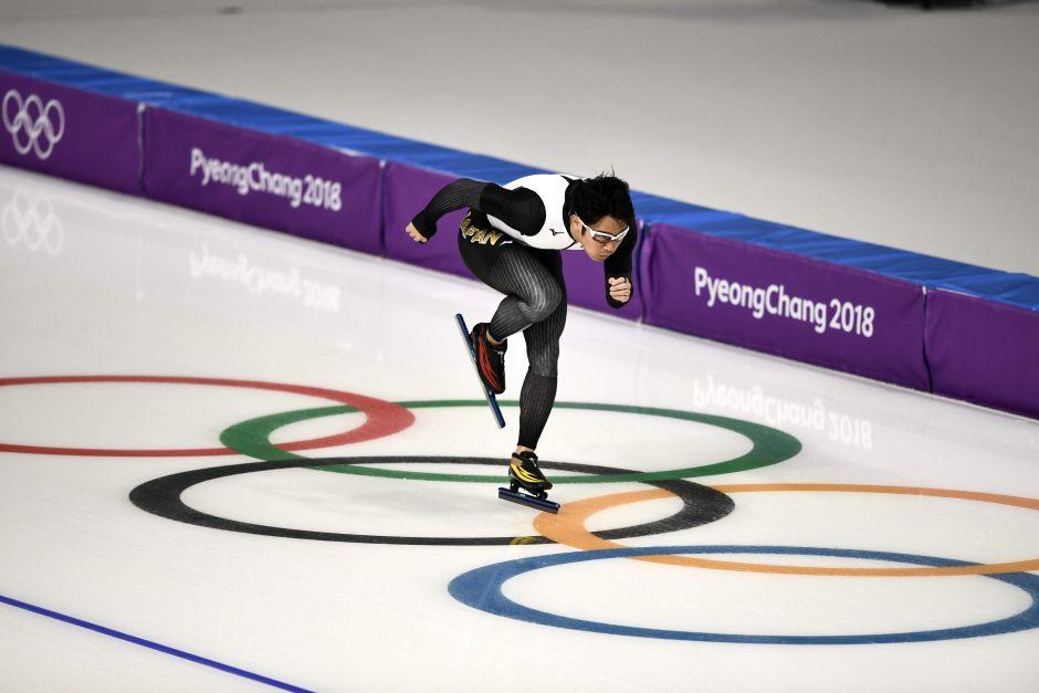 Pjongčango žiemos olimpiadoje toliau siaučia norovirusas