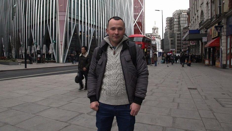 Lietuvis emigrantas Anglijoje jaučiasi be galo vienišas