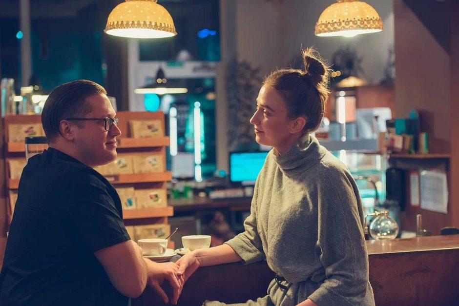 Neeilinė istorija: Vilniaus gimtadienio vakarienė Kaune sujungė vienišas širdis