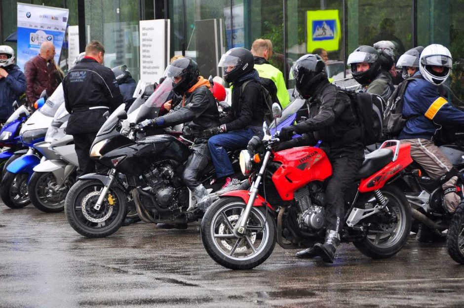 Kaunas taps motociklininkų sostine