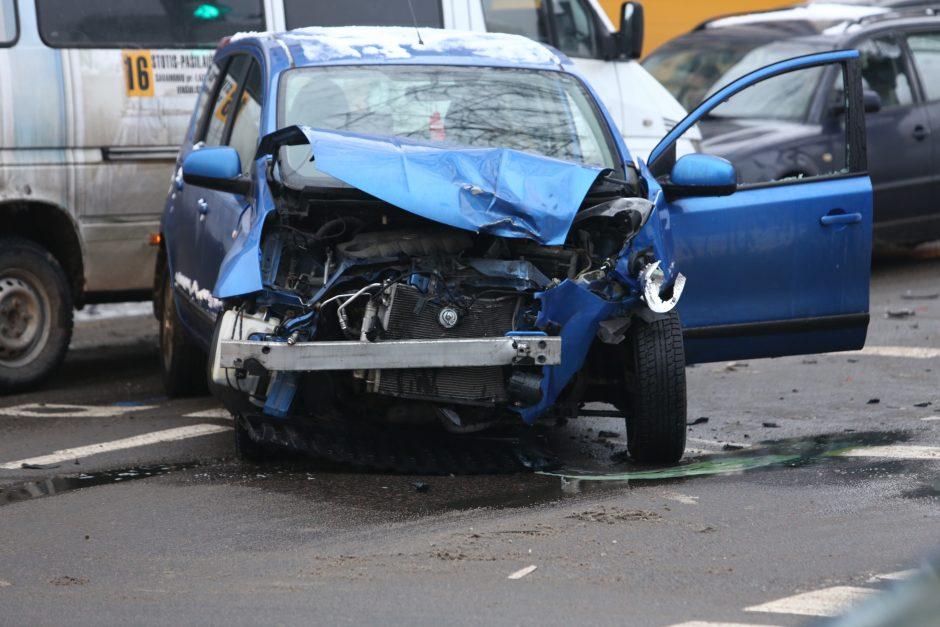 Lietuvoje kasmet iš eismo įvykių pasišalina šimtai vairuotojų