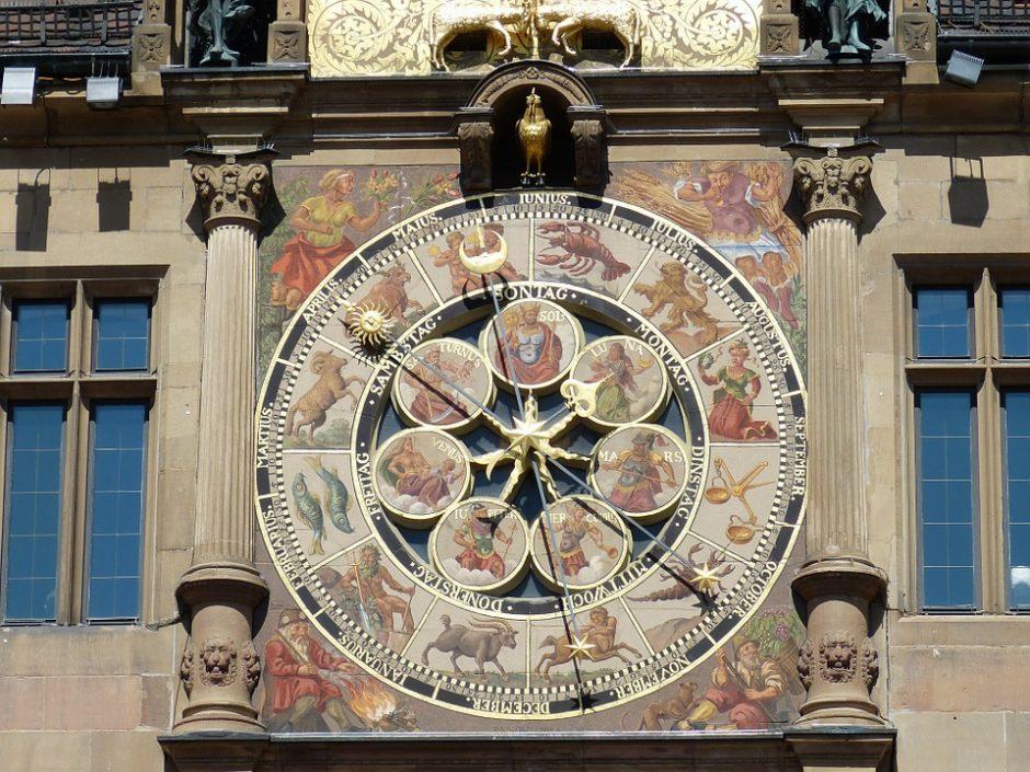 Astrologinė prognozė lapkričio 19-25 d.