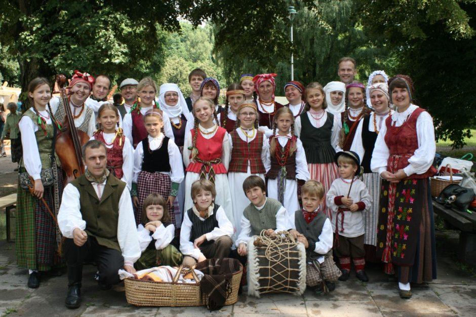 Kauno tautinės kultūros centras ir vėl švenčia