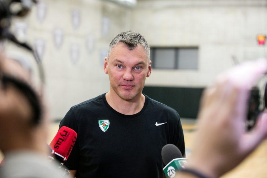 Š. Jasikevičiaus ir M. Grigonio interviu