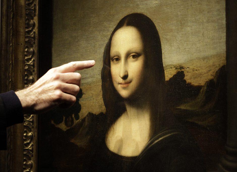 DNR tyrimams ketina atkasti Mona Lizos sūnaus palaikus