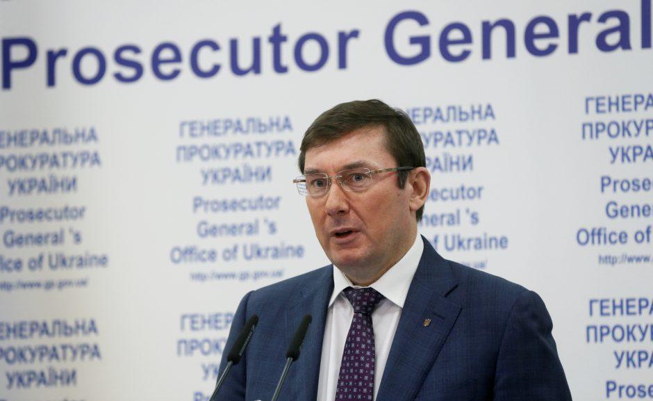 Kijevas kaltina Rusijos saugumo tarnybą dėl Kremliaus kritiko D. Voronenkovo nužudymo