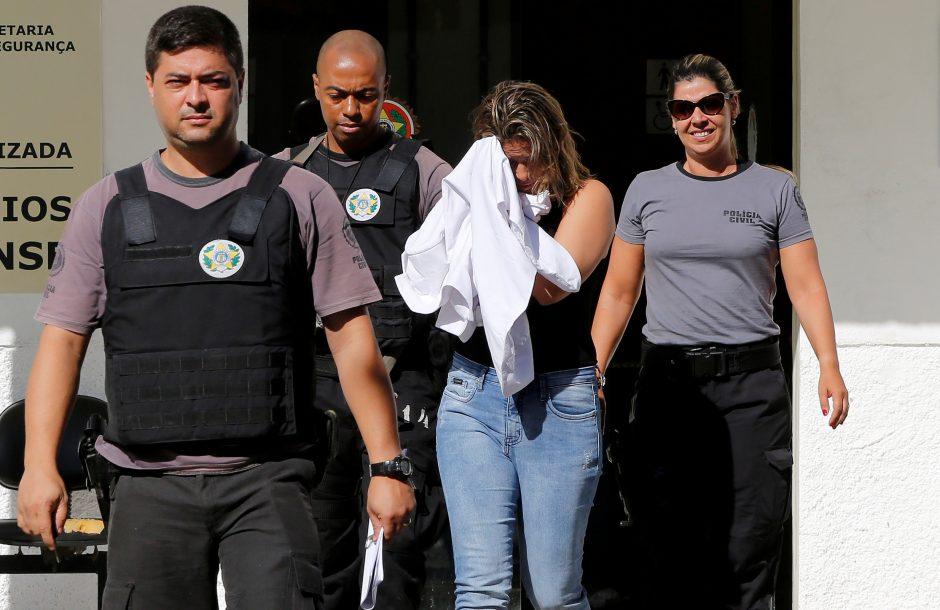 Nužudyto Graikijos ambasadoriaus Brazilijoje našlė: neprisidėjau prie nužudymo