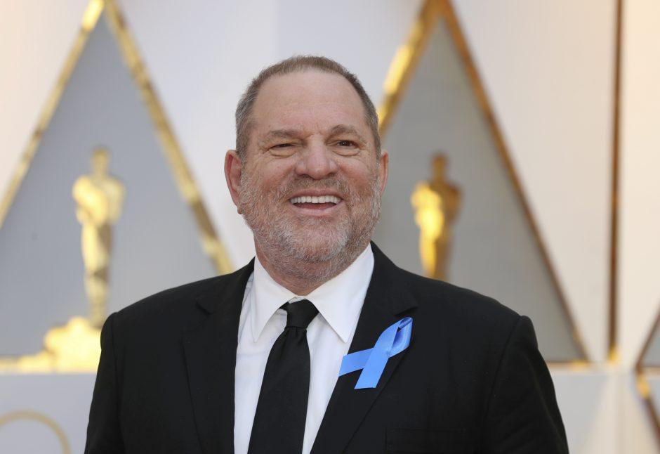 H. Weinsteino advokatas ragina prodiuserio kaltintoją teisti už melą