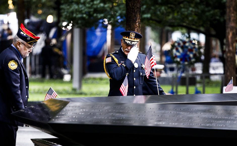 Niujorkas mini 17-ąsias rugsėjo 11-osios išpuolių metines