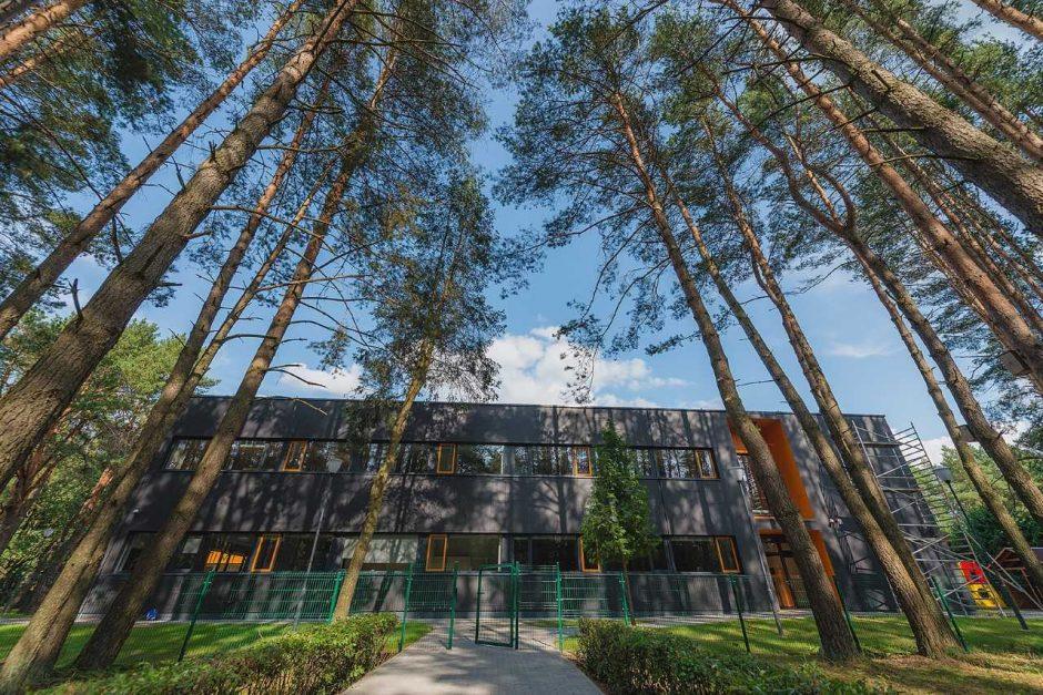 Ugdymo įstaigų remontui Kauno savivaldybė šiemet skyrė 14 mln. eurų