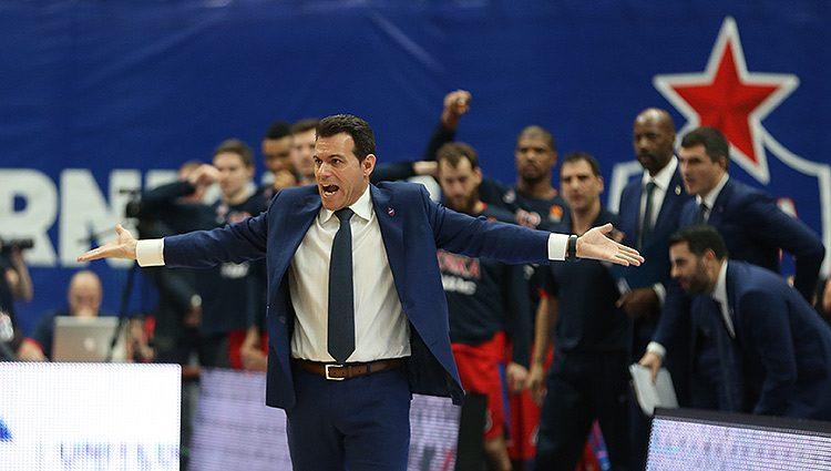 """Netikėtumas: """"Maccabi"""" krepšininkai Maskvoje pranoko CSKA komandą"""