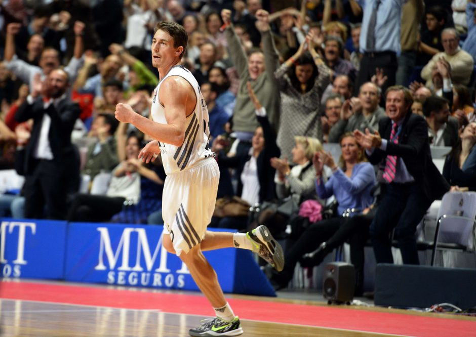 """Eurolygos čempionai įveikė """"Chimki"""" krepšininkus"""
