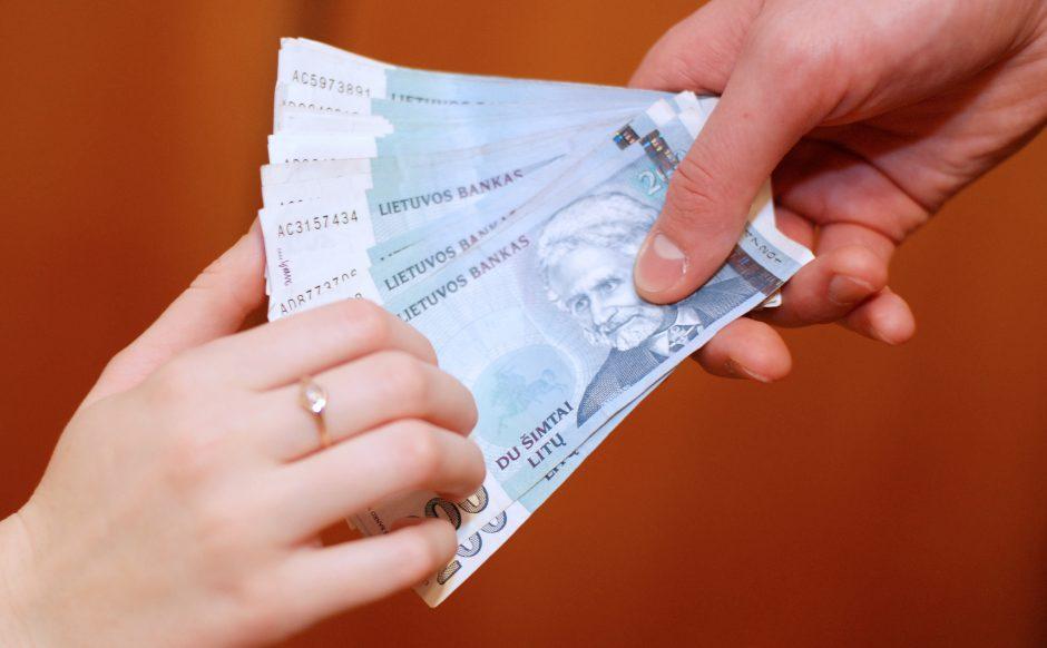 Klaipėdiečiai sukčiams atidavė 12,8 tūkst. litų