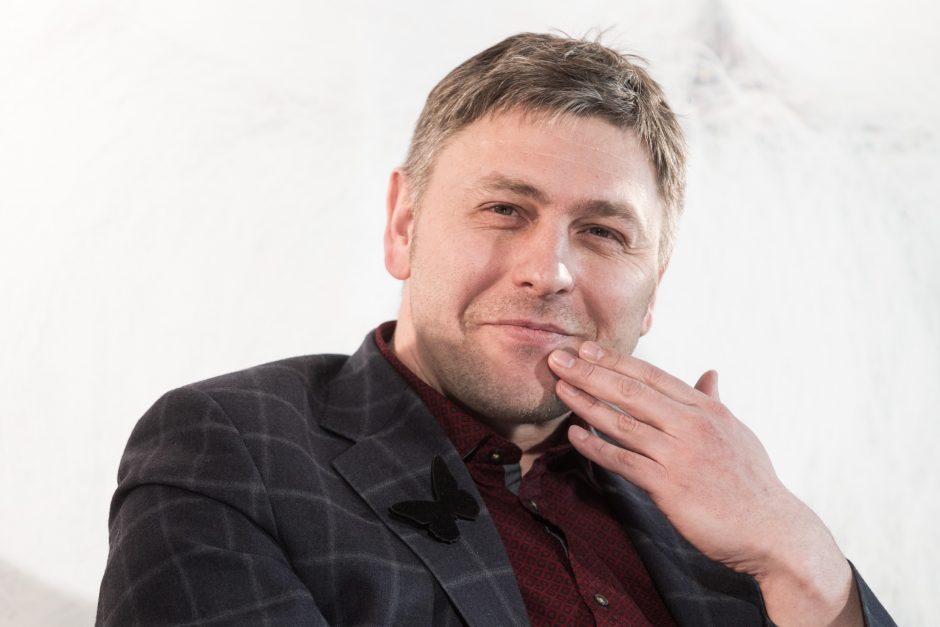 M. Ivaškevičius: menininkas ir patriotizmas – dalykai, neturintys susidurti