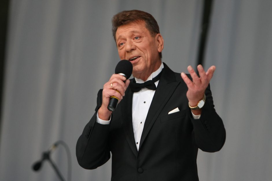 Sausio 15 d. – maestro S. Povilaičio 70-osios gimimo metinės